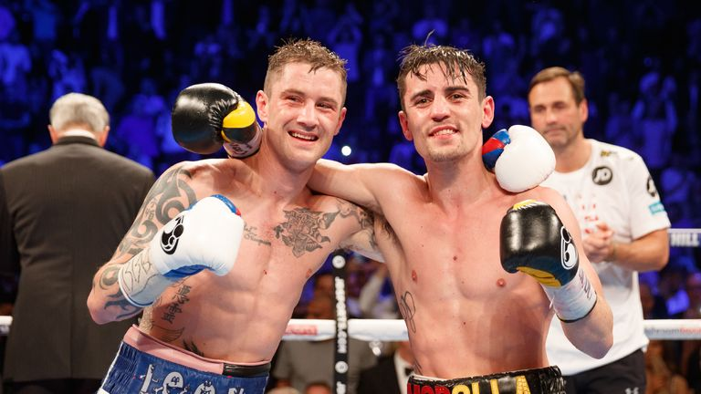 Does Ricky Burns or Anthony Crolla get your vote? Make your choice below