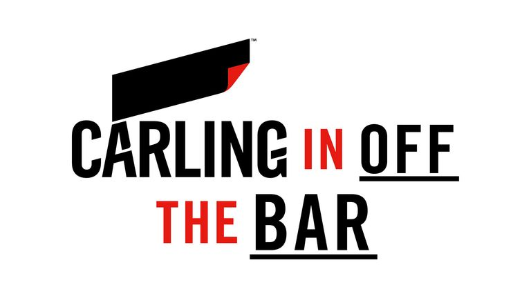 Watch Carling In Off The Bar before and after Friday Night Football