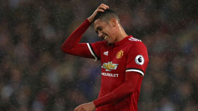 Manchester United suffered their first loss of the season on Saturday