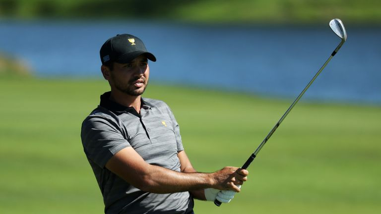 Jason Day was one of the International players to secure a victory on Sunday