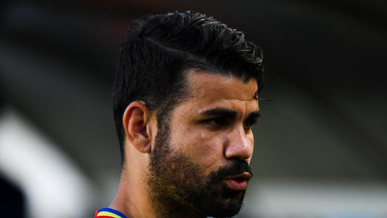 Everton were saving the No 19 shirt for Diego Costa, according to Nikola Vlasic