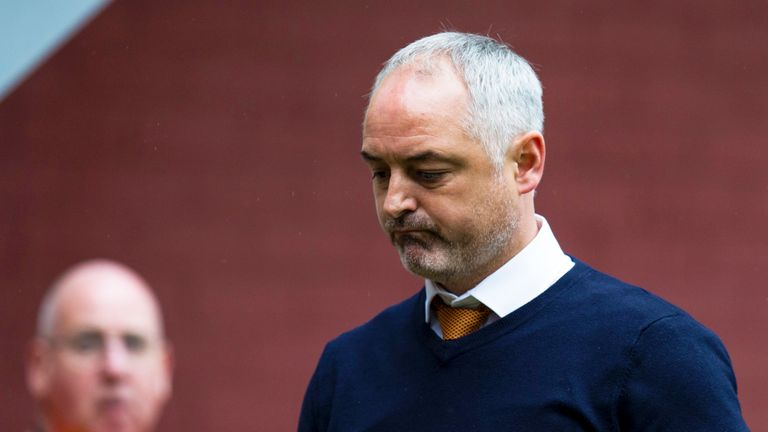 Ray McKinnon has lost his job following back-to-back defeats