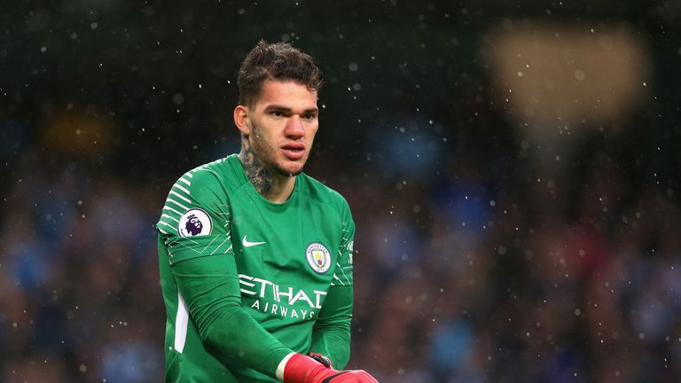 Billedresultat for Ederson manchester city