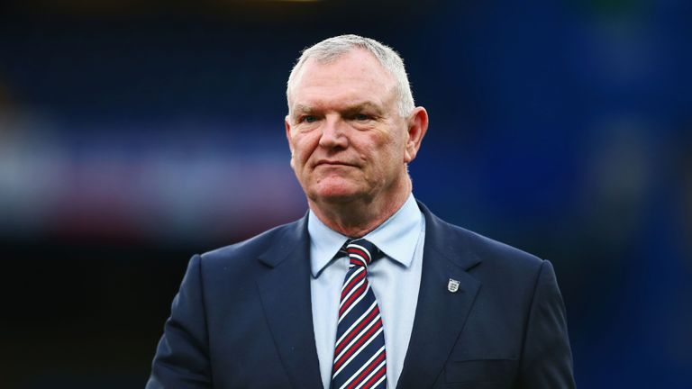 FA chairman Greg Clarke was in Doha to agree the deal with the Qatar FA