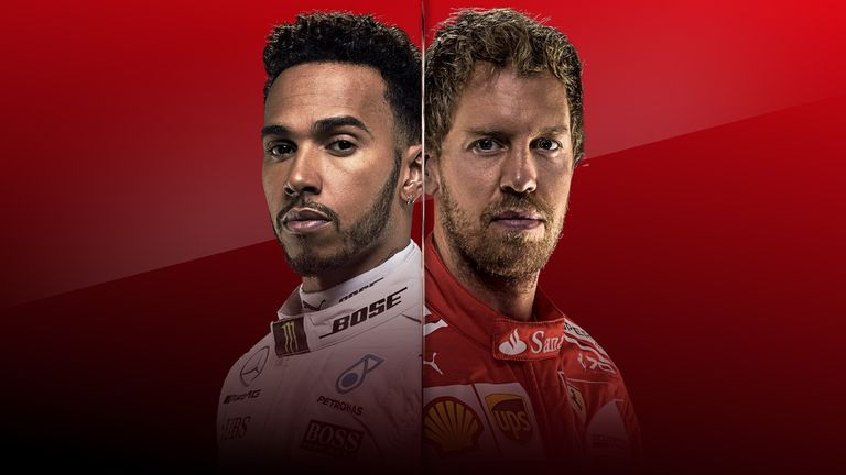 The Sky Sports app now features dedicated sports sections - including for F1