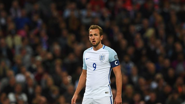 Harry Kane pulled out of the England squad, along with Spurs team-mate Harry Winks