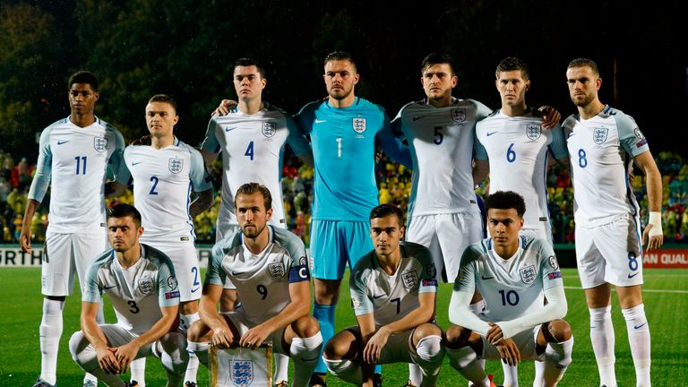 Harry Kane (left) and Harry Winks have pulled out of England's squad due to injury
