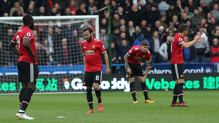 Manchester United have lost to a number of newly-promoted sides