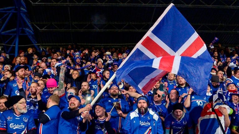 Steinsson believes the mindset of the whole nation has contributed to Iceland's achievements