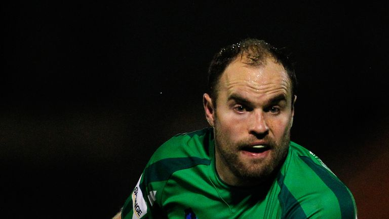 Liam Finn had the ball on a string throughout Ireland's game against Italy, says Barrie