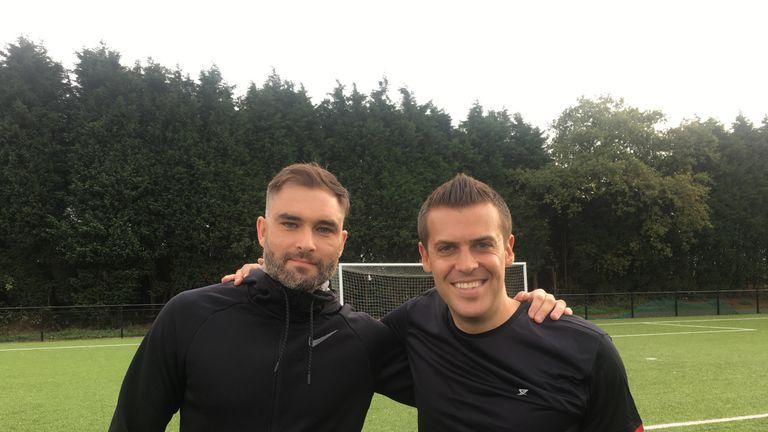 Ronaldo, Anthony Joshua, and Smithy... Performance coach Jamie Velocity has helped them all!