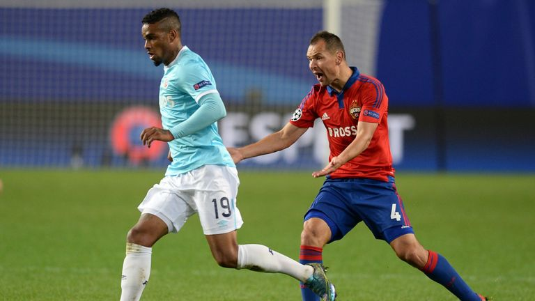 Jurgen Locadia scored in PSV's 5-2 win