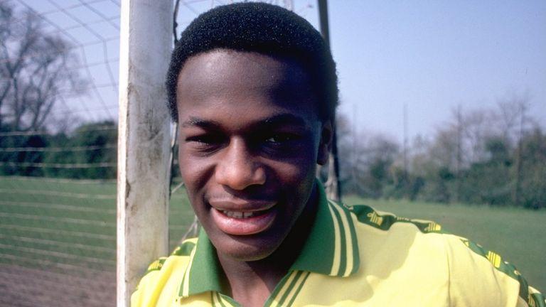 Justin Fashanu, Norwich City, April 1981
