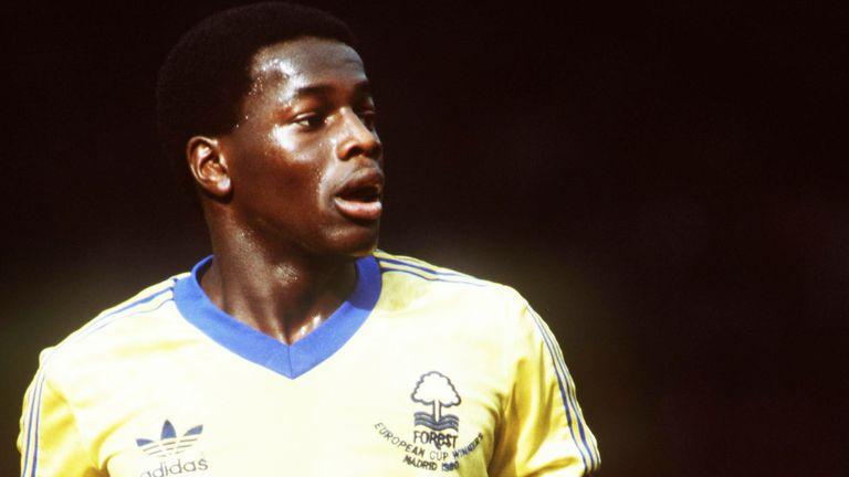 Justin Fashanu, Nottingham Forest, August 1981