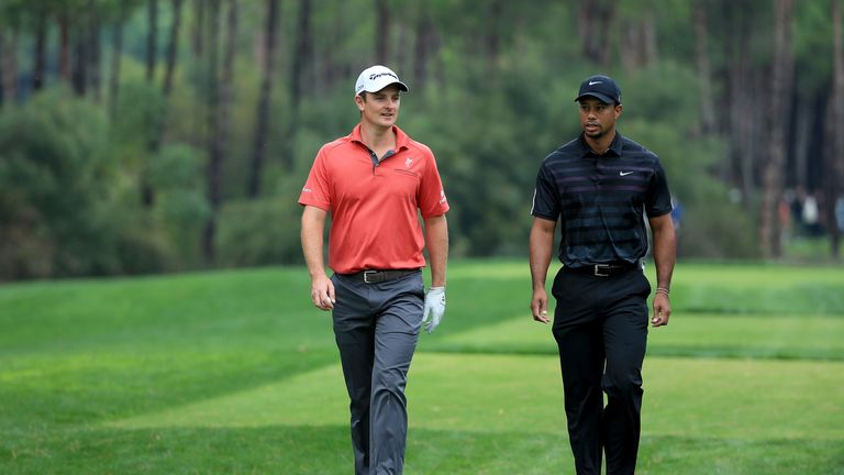 Woods has not won a major since the 2008 US Open