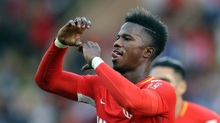 Keita Balde is being linked with a move to Inter Milan