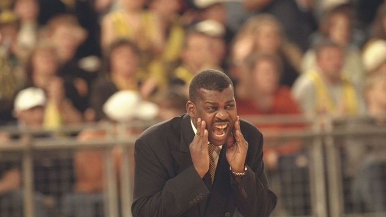 Kevin Cadle was a successful basketball coach before joining Sky Sports