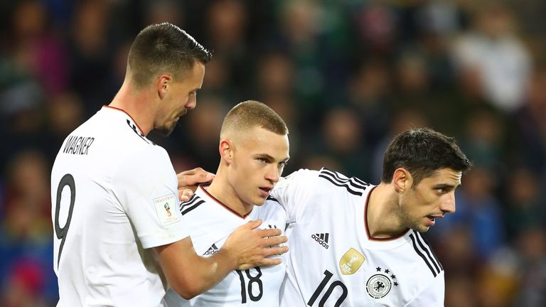 Germany are the defending champions