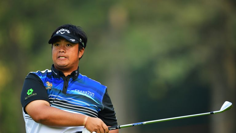 Kiradech Aphibarnrat is without a worldwide victory since 2015