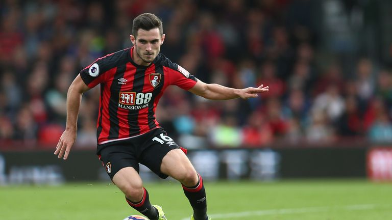 Cook has made 18 starts for Bournemouth in the Premier League this season