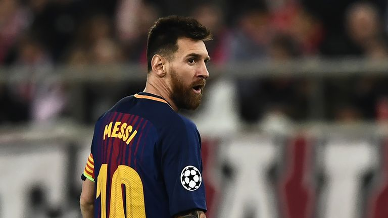 Is Lionel Messi the man to avoid in the Champions League knockout stages?
