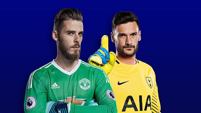 12f222f8d David de Gea and Hugo Lloris compared ahead of Manchester United v Tottenham