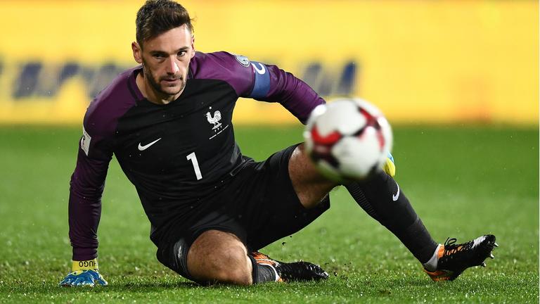 Hugo Lloris made a stunning save against Bulgaria