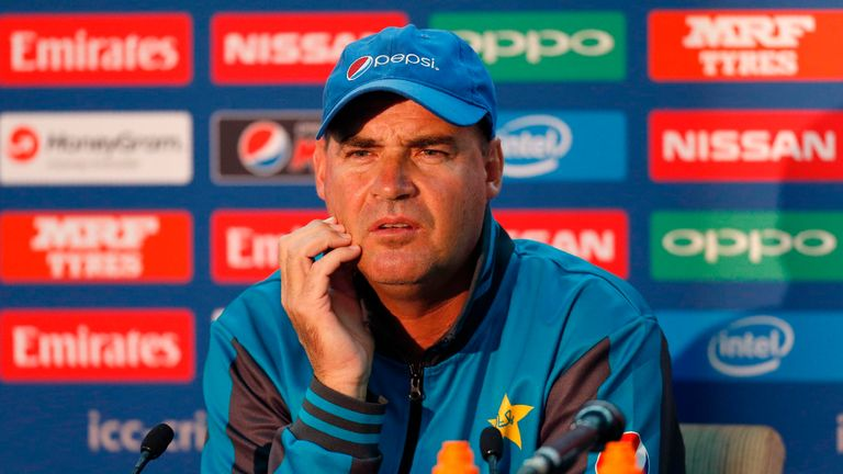 Mickey Arthur has helped get the best out of Hasan in recent months