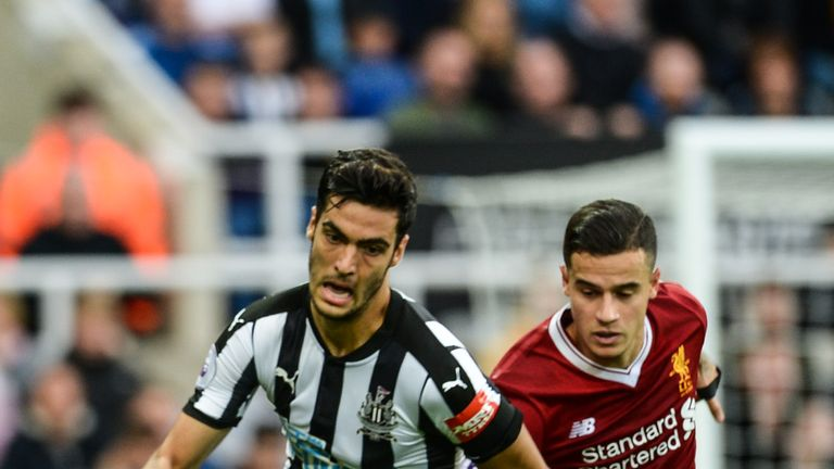 Merino has impressed for Newcastle since joining the club this summer