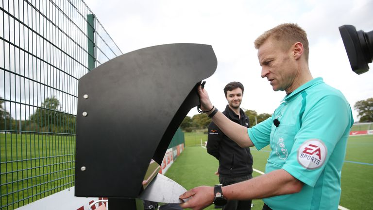 VAR makes its debut in English football this week after 18 months worth of trials and training.