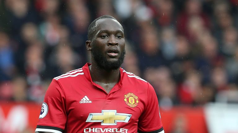 Romelu Lukaku has recovered quickly after being stretchered off against Southampton