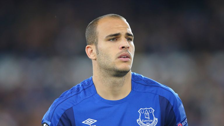 Sandro Ramirez has not played for Everton since the 0-0 draw with Chelsea on December 23
