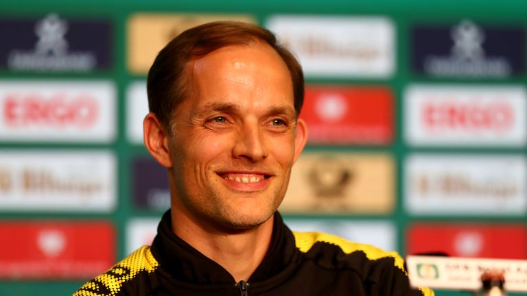 Thomas Tuchel has been linked with Arsenal and Chelsea