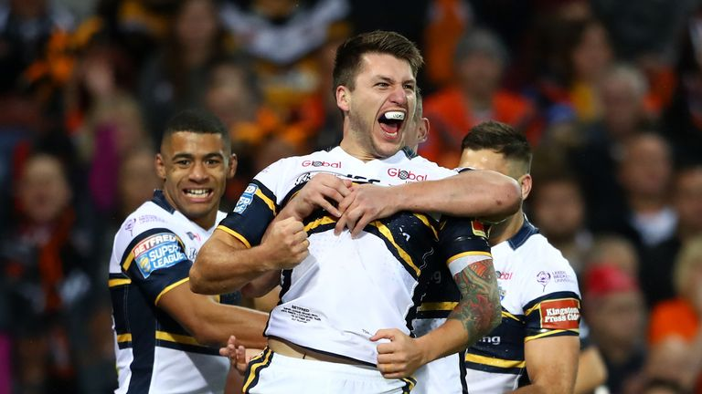 Tom Briscoe has committed himself to Leeds until 2020
