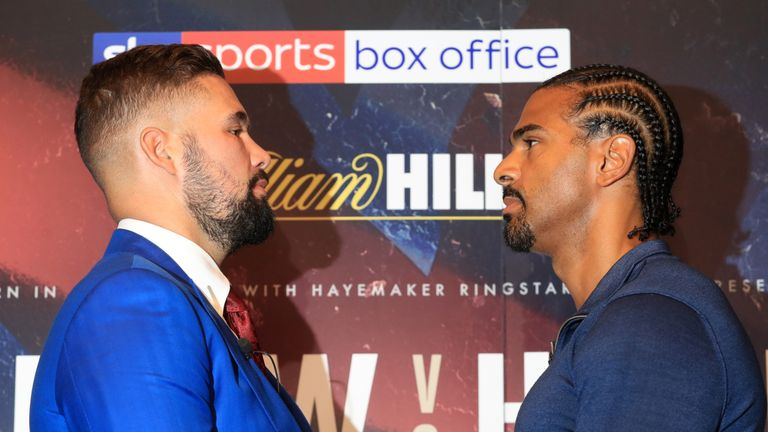 Tony Bellew expects David Haye to be in peak condition for rematch on December 17, live on Sky Sports Box Office