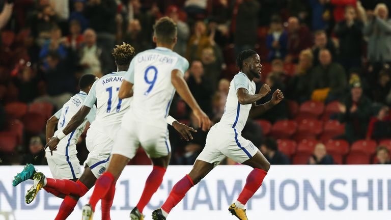 Josh Onomah's stunning half-volley sent England on their way