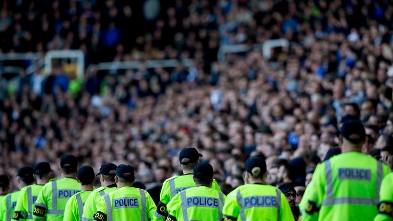 British police officers to travel to Celtic's Europa League
