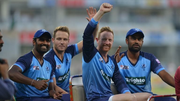 Thisara Perera, David Miller, Paul Collingwood and Tamim Iqbal were in the World XI squad