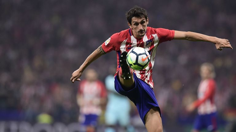 Stefan Savic put in an impressive performance against Barcelona