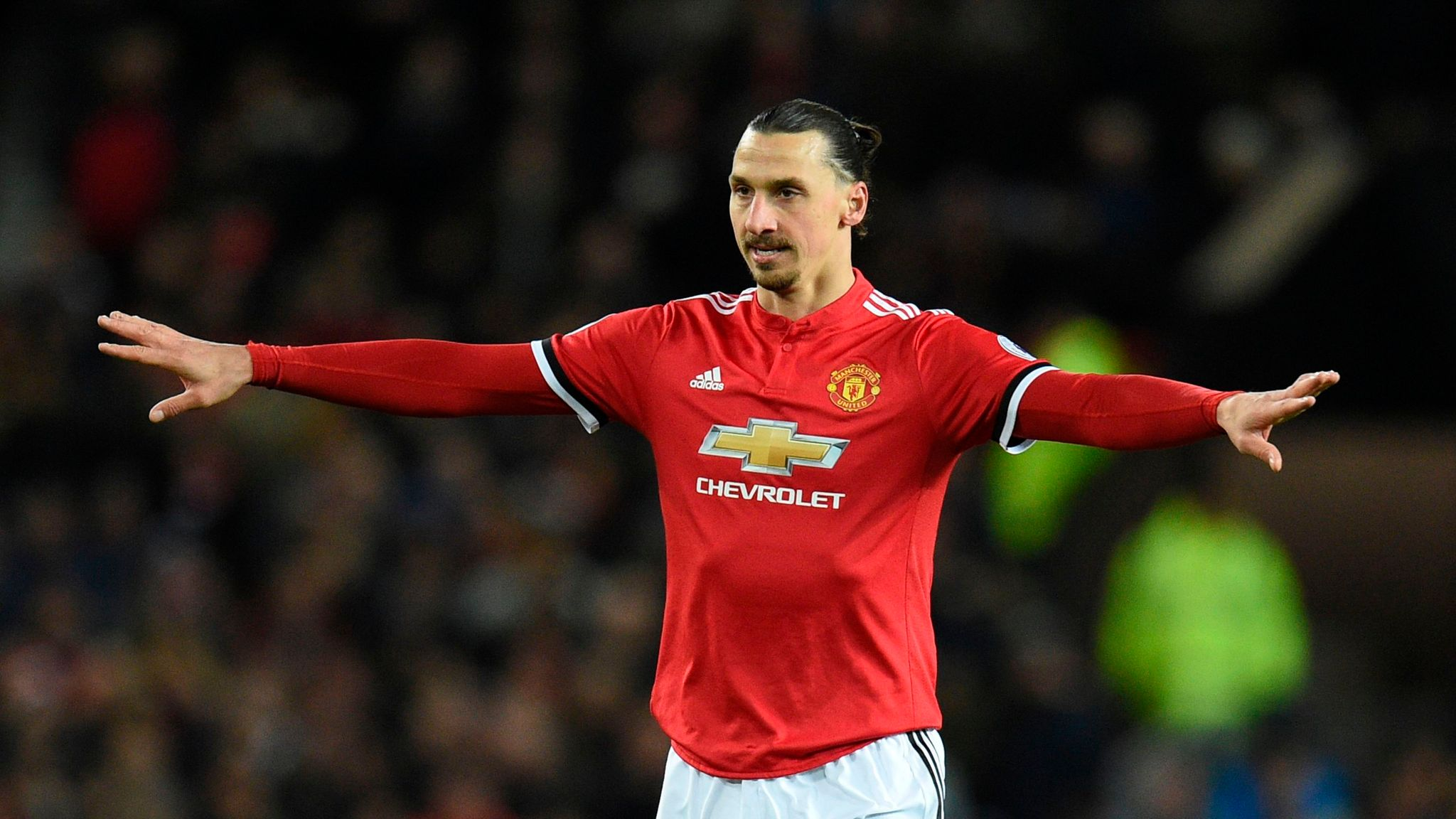 Zlatan Ibrahimovic S Best Manchester United Quotes As He Leaves The Club Football News Sky Sports