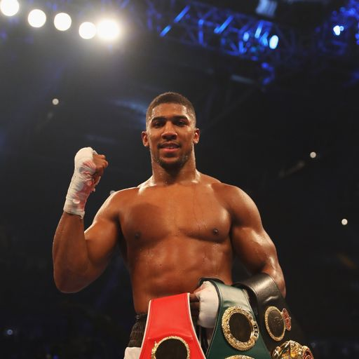 Joshua vs Parker 'within two weeks'