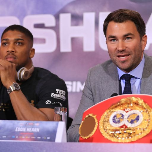 Hearn: Pick up the phone, Parker