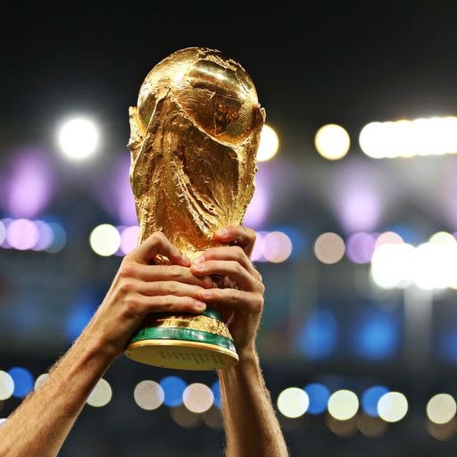 Follow Friday's World Cup draw