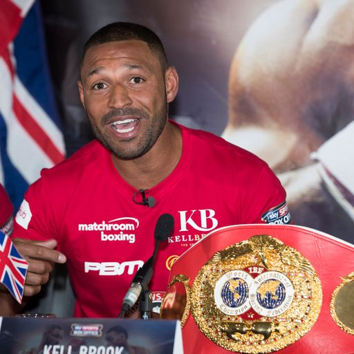 Brook: Now or never for Khan