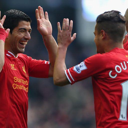 How Liverpool spent Suarez money
