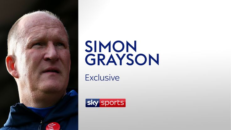 Interview with former Sunderland manager Simon Grayson