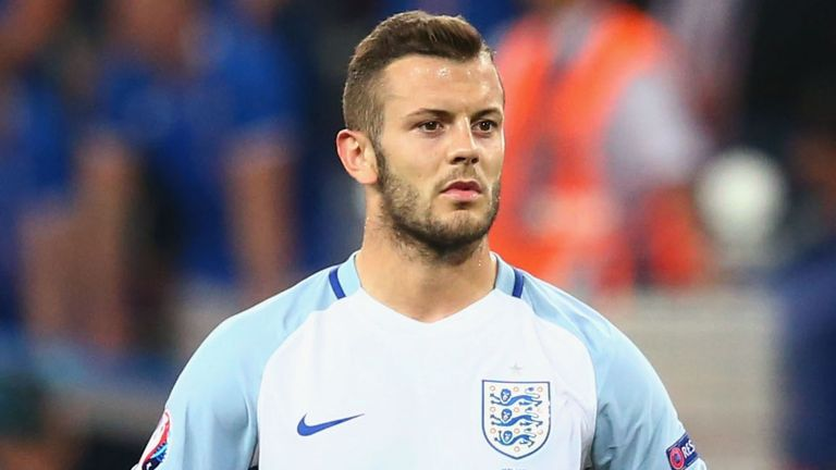 Wilshere has not played for England since their Euro 2016 exit to Iceland