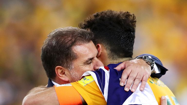 Postecoglou's resignation comes less than a week after he guided Australia to their fourth successive World Cup