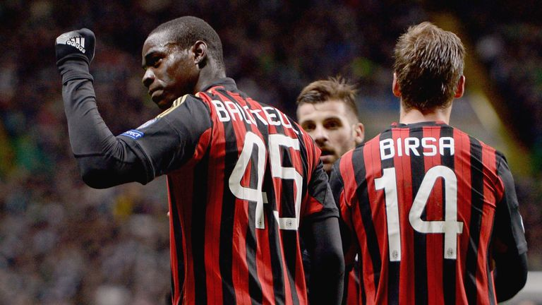 The 27-year-old was relatively successful in his first spell at AC Milan, scoring 26 goals in Serie A