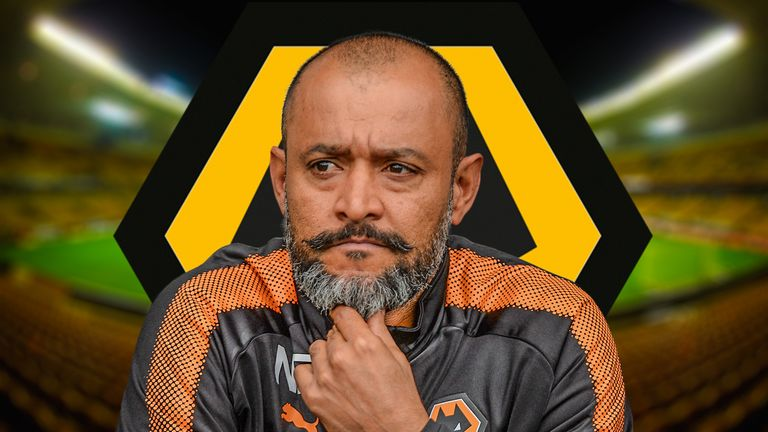 Nuno Espirito Santo has guided Wolves back to the Premier League